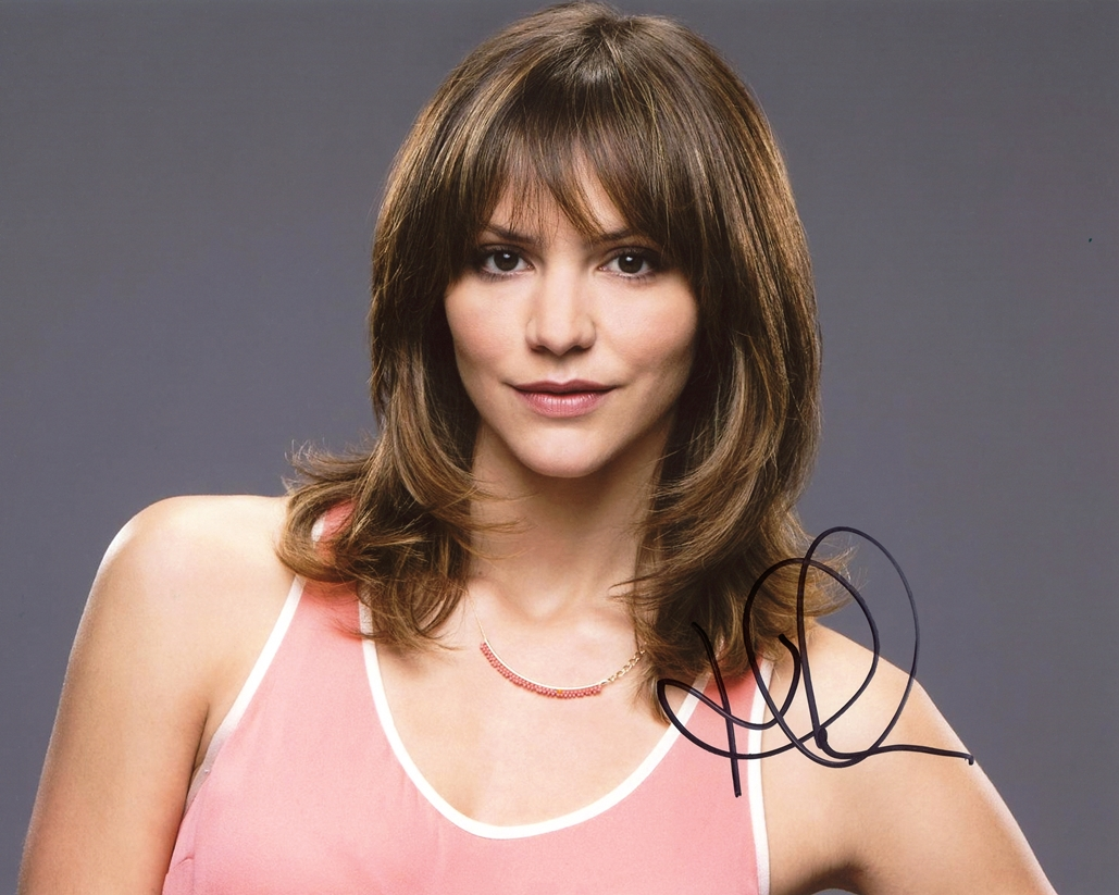 Katharine McPhee Signed Photo
