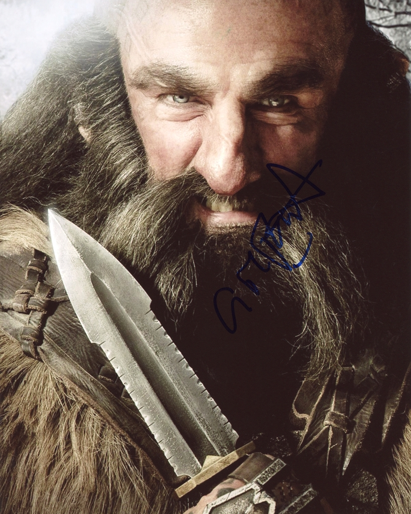 Graham McTavish Signed Photo