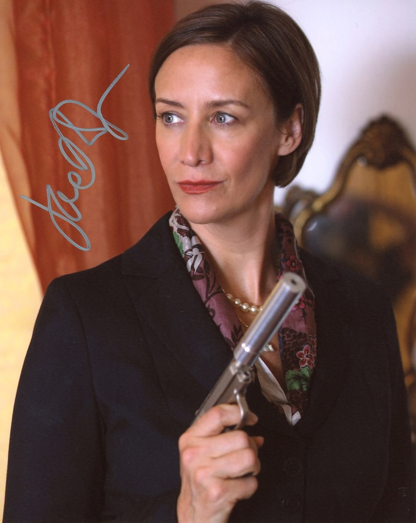Janet McTeer Signed Photo
