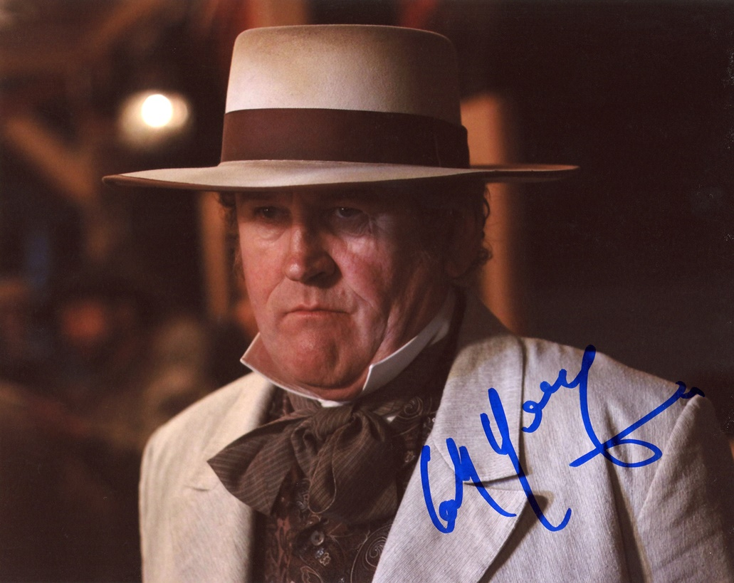 Colm Meaney Signed Photo