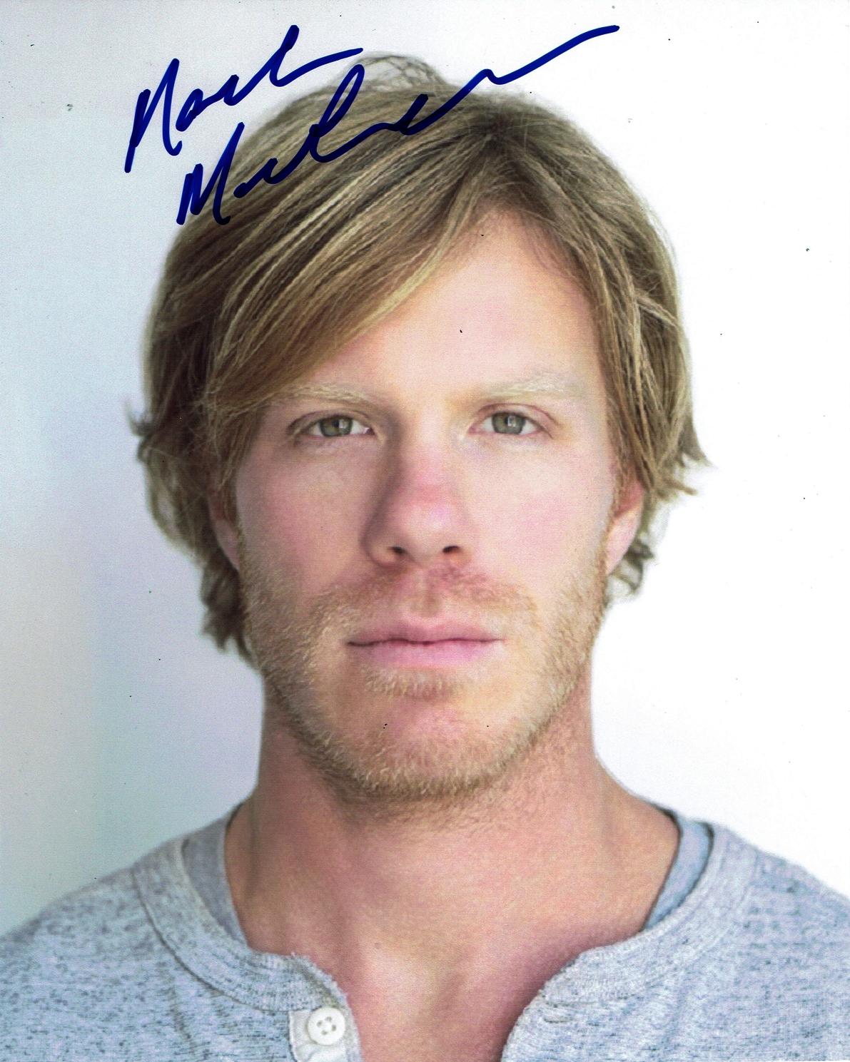 Marc Menchaca Signed Photo
