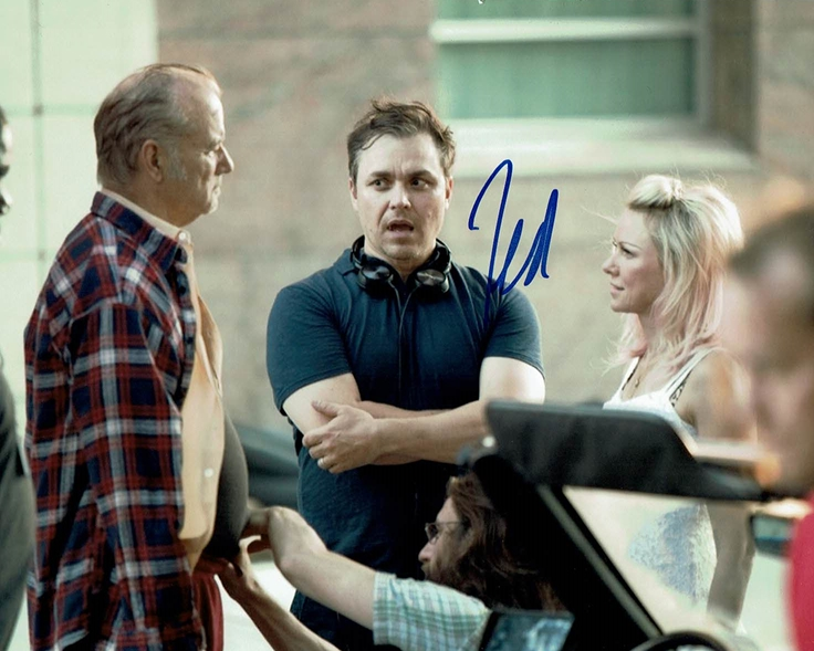 Theodore Melfi Signed Photo