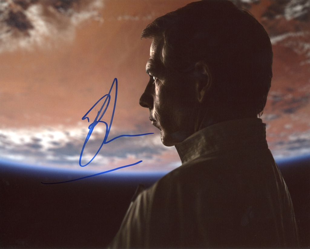 Ben Mendelsohn Signed Photo