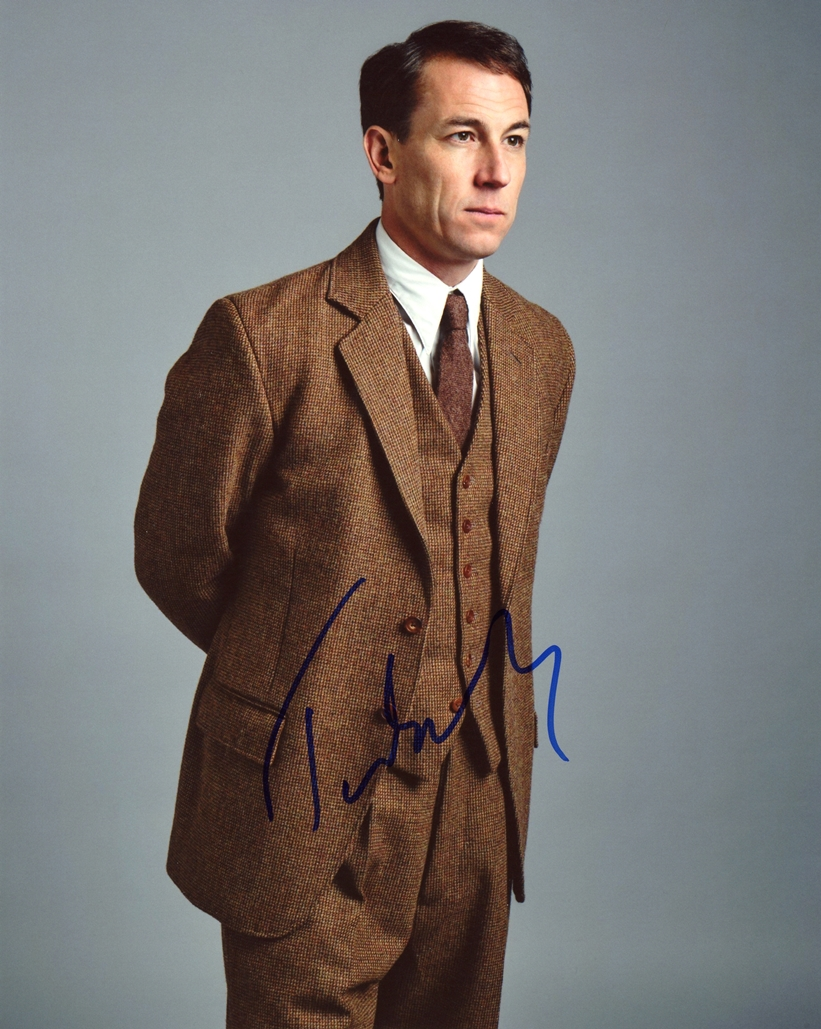 Tobias Menzies Signed Photo