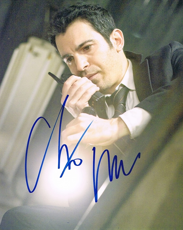 Chris Messina Signed Photo