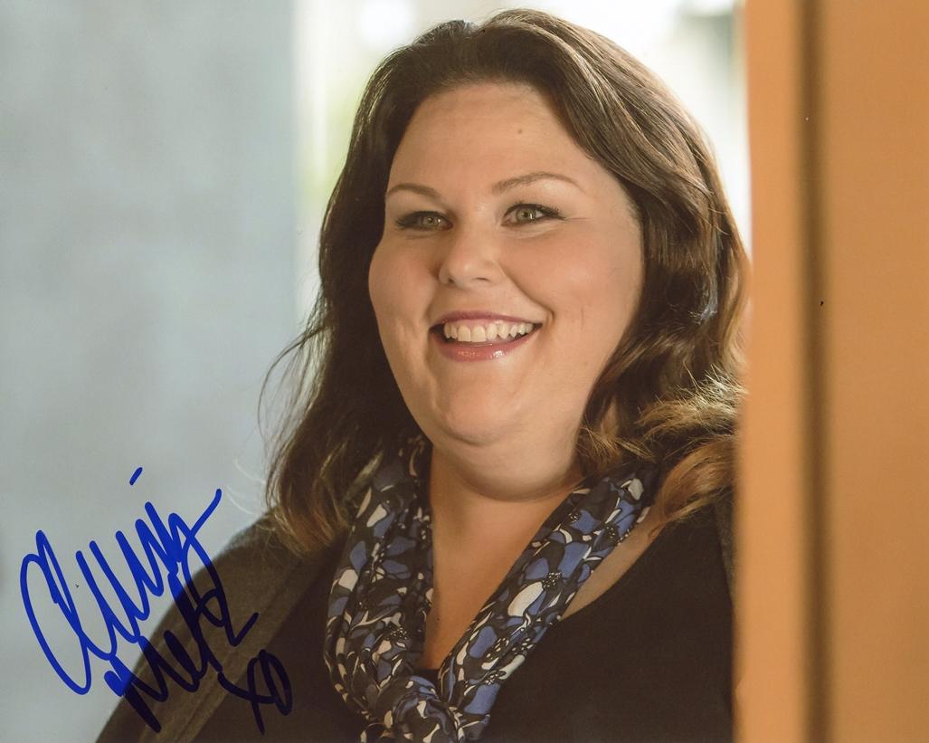Chrissy Metz Signed Photo