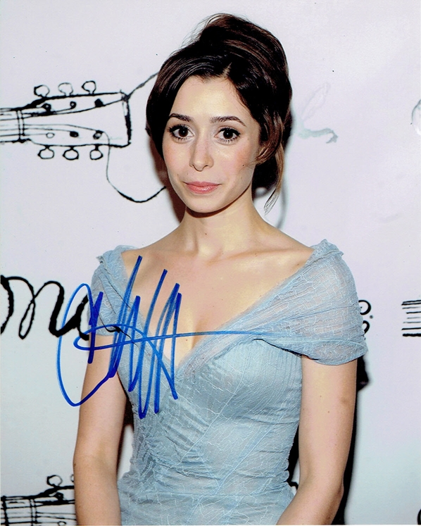 Cristin Milioti Signed Photo