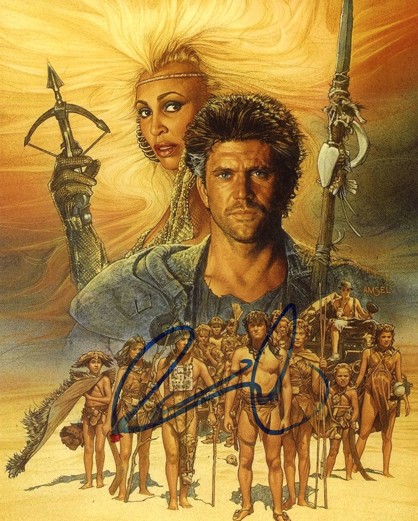 George Miller Signed Photo