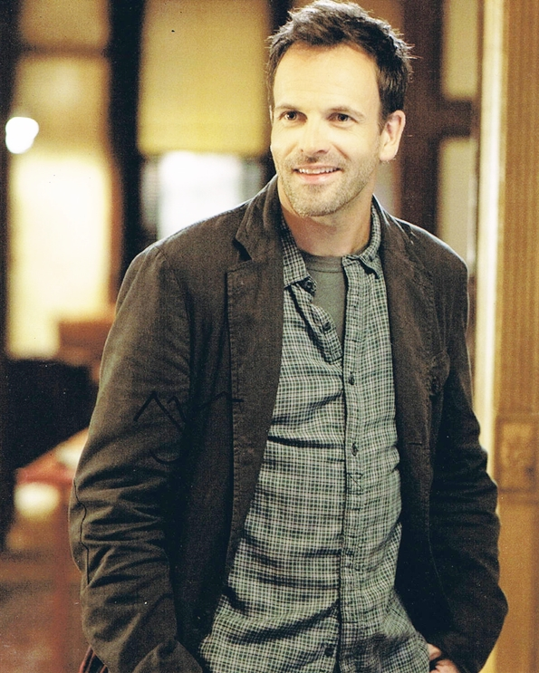 Jonny Lee Miller Signed Photo