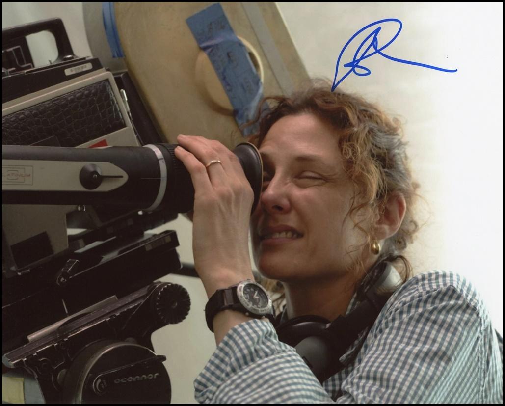 Rebecca Miller Signed Photo