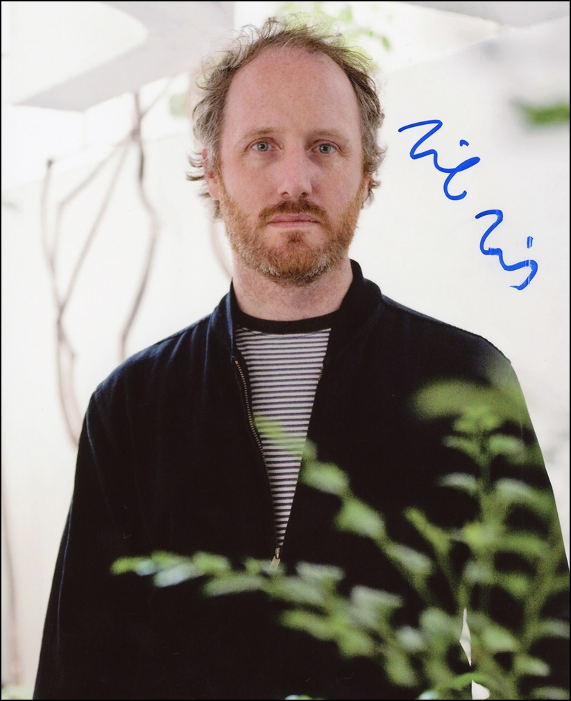 Mike Mills Signed Photo