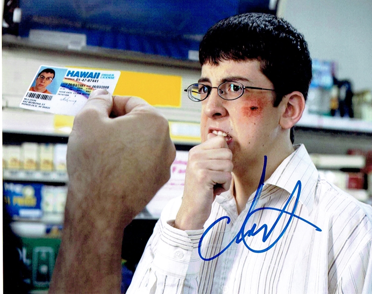 Christopher Mintz-Plasse Signed Photo
