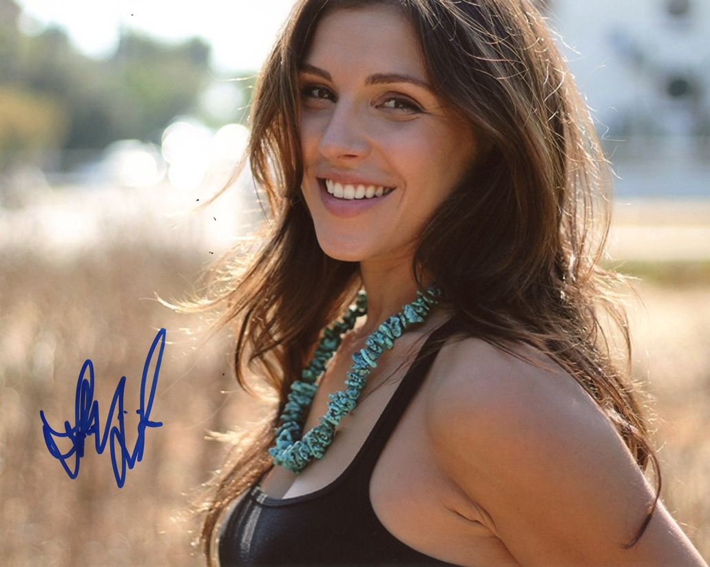 Lili Mirojnick Signed Photo