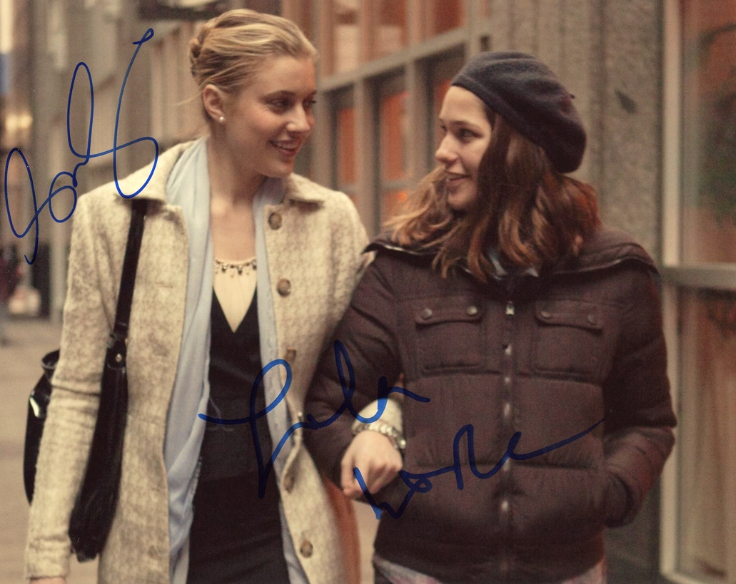 Mistress America Signed Photo