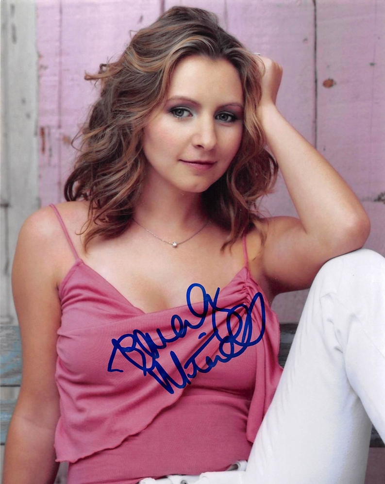 Beverley Mitchell Signed Photo