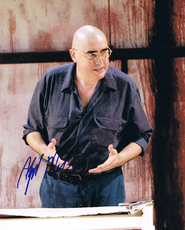 Alfred Molina Signed Photo