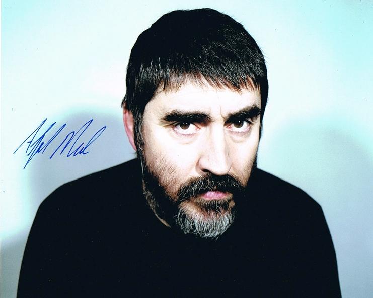 Alfred Molina Signed Photo