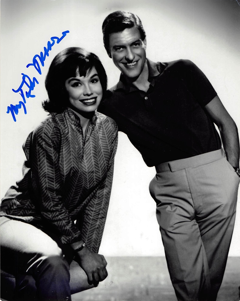 Mary Tyler Moore Signed Photo