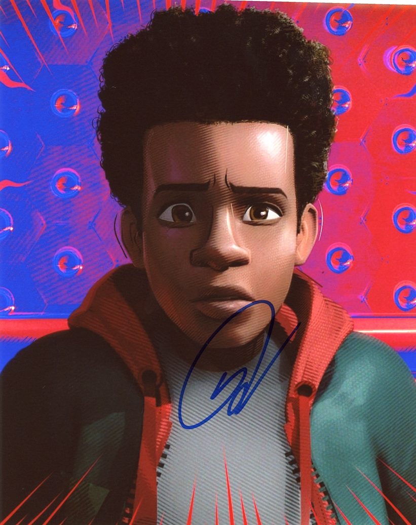 Shameik Moore Signed Photo