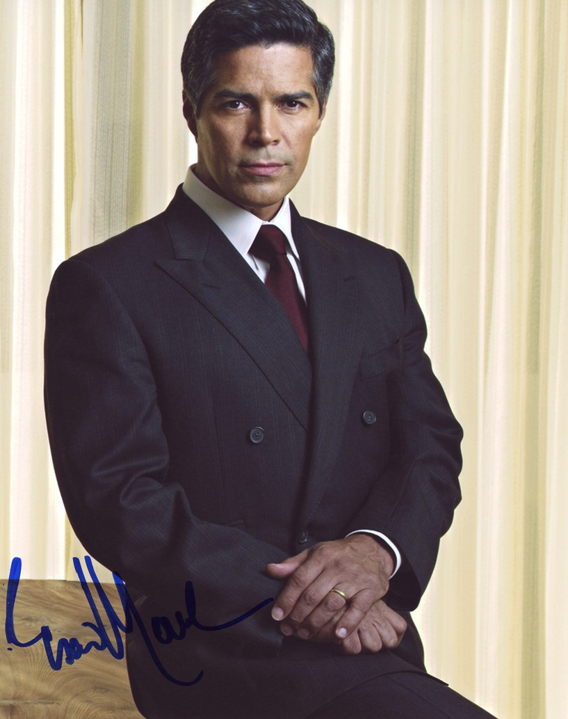 Esai Morales Signed Photo