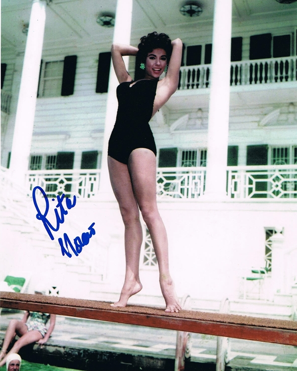 Rita Moreno Signed Photo