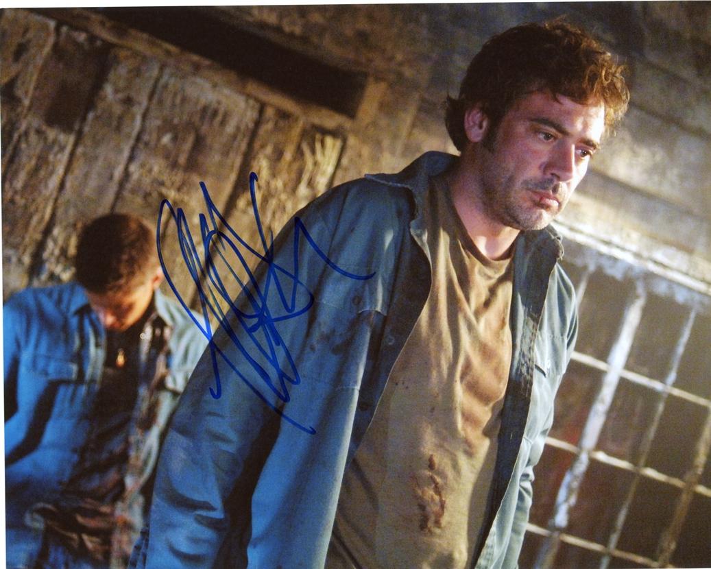 Jeffrey Dean Morgan Signed Photo