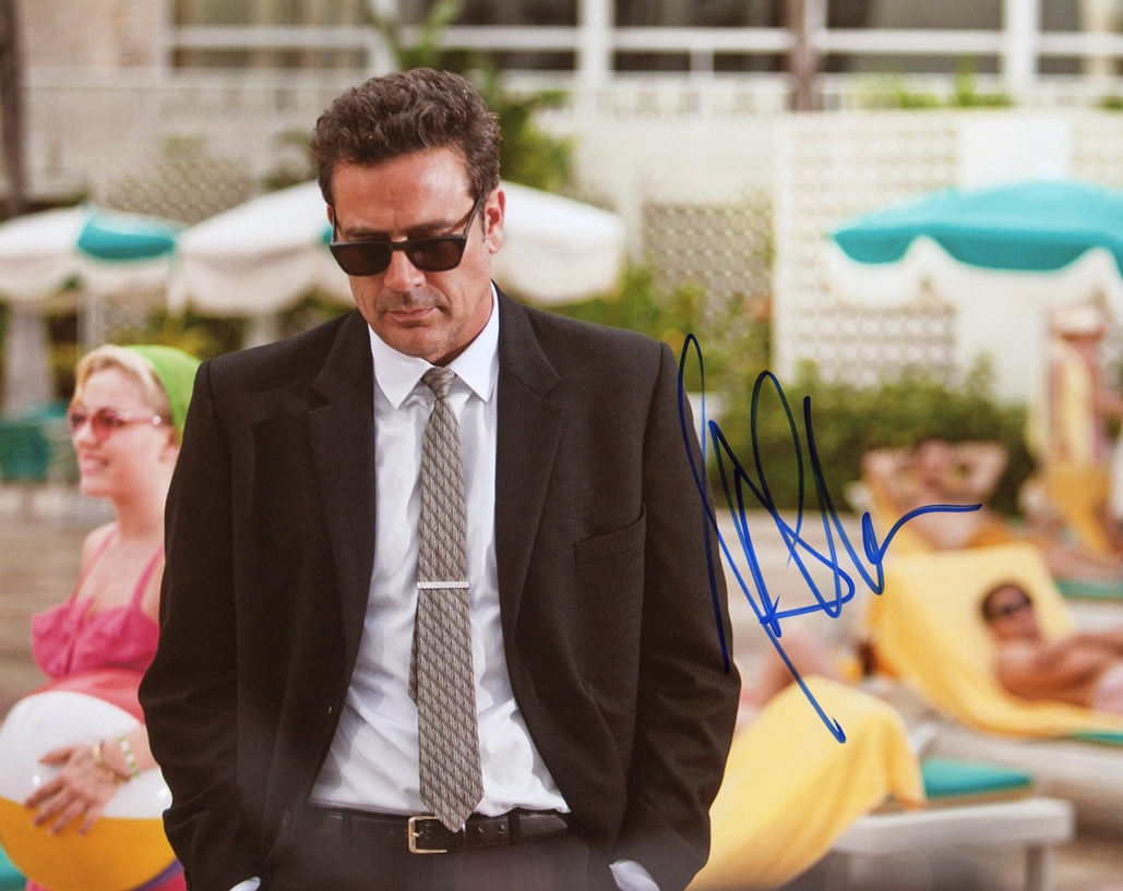 Jeffrey Dean Morgan Signed Photo