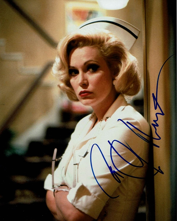 Cathy Moriarty Signed Photo