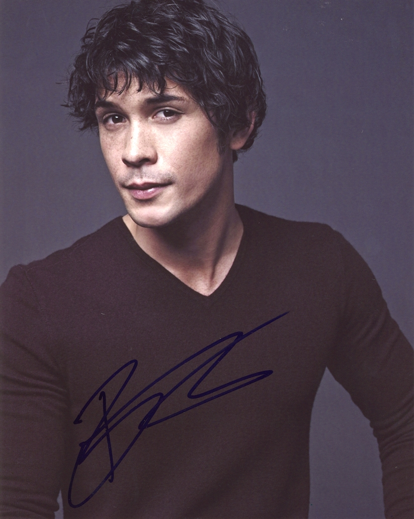 Bob Morley Signed Photo