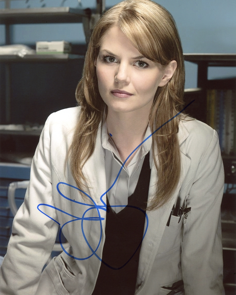 Jennifer Morrison Signed Photo