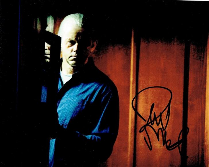 David Morse Signed Photo