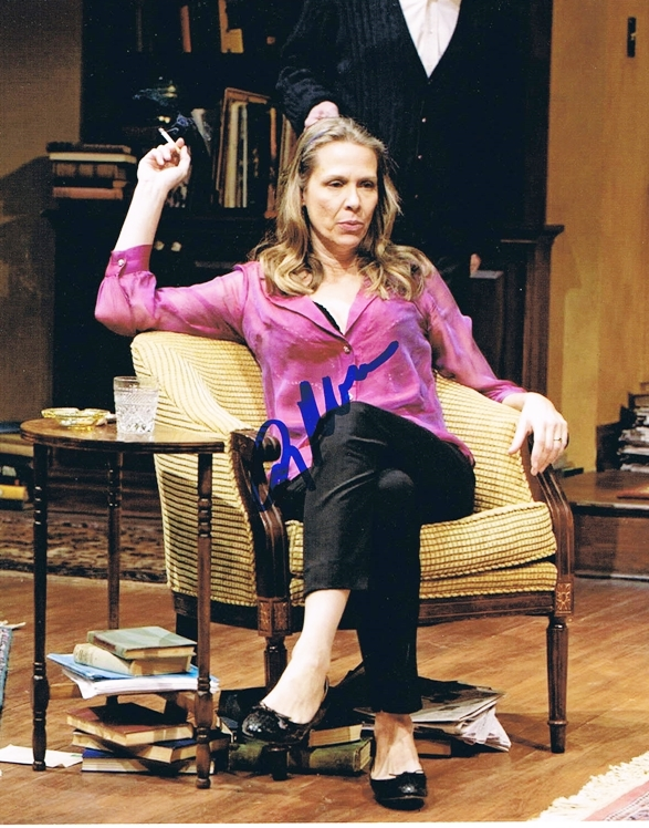 Amy Morton Signed Photo