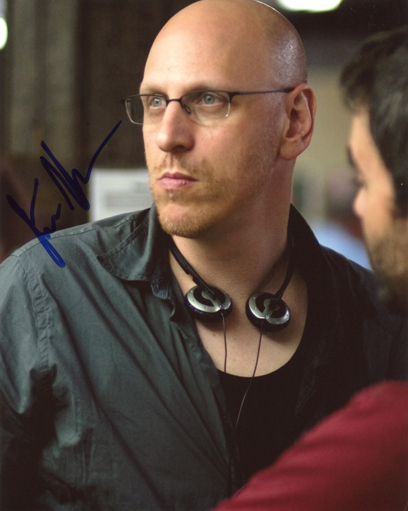 Oren Moverman Signed Photo