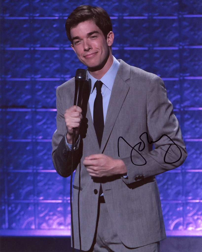 John Mulaney Signed Photo