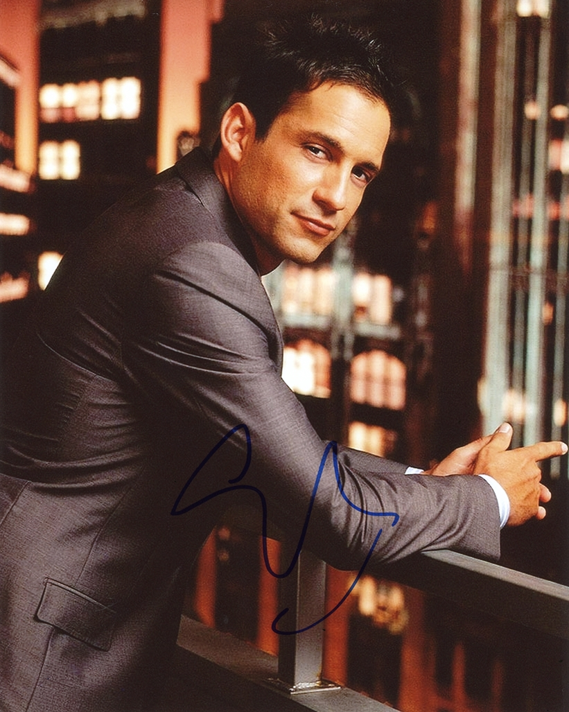 Enrique Murciano Signed Photo
