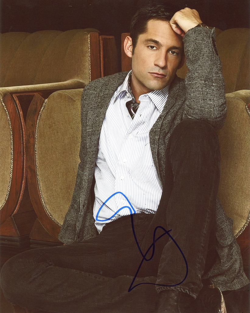 Enrique Murciano Signed Photo