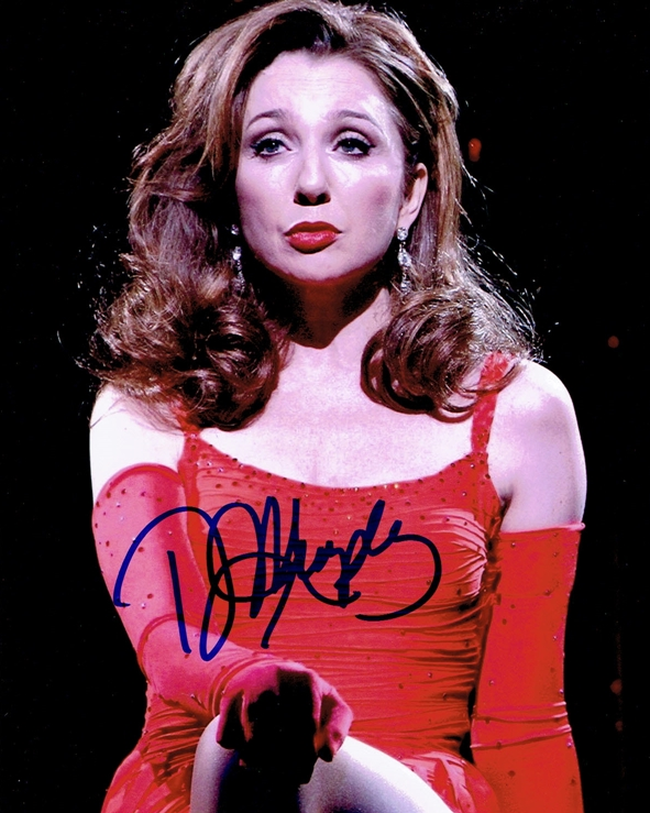 Donna Murphy Signed Photo