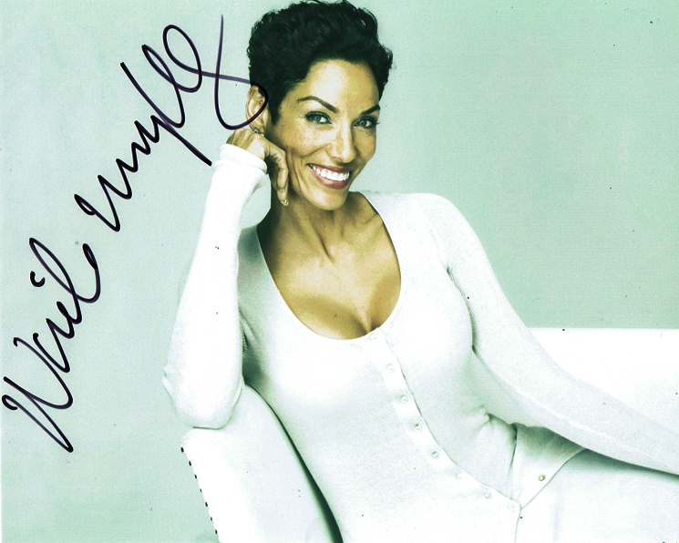 Nicole Murphy Signed Photo