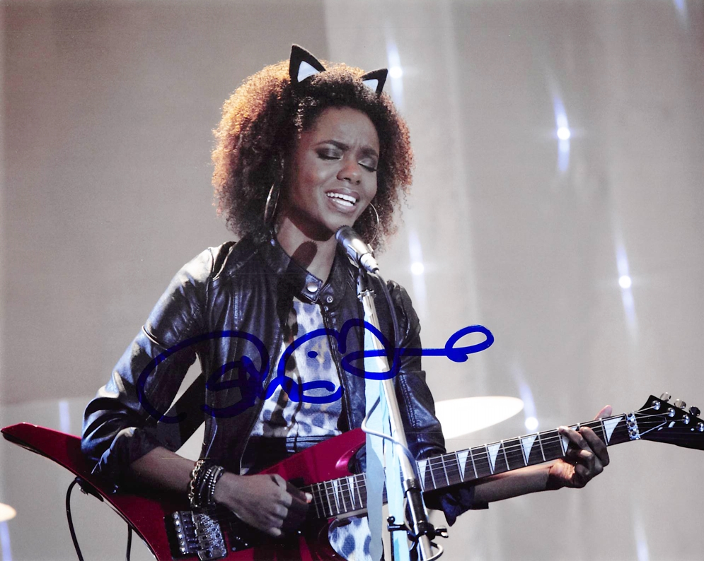 Ashleigh Murray Signed Photo