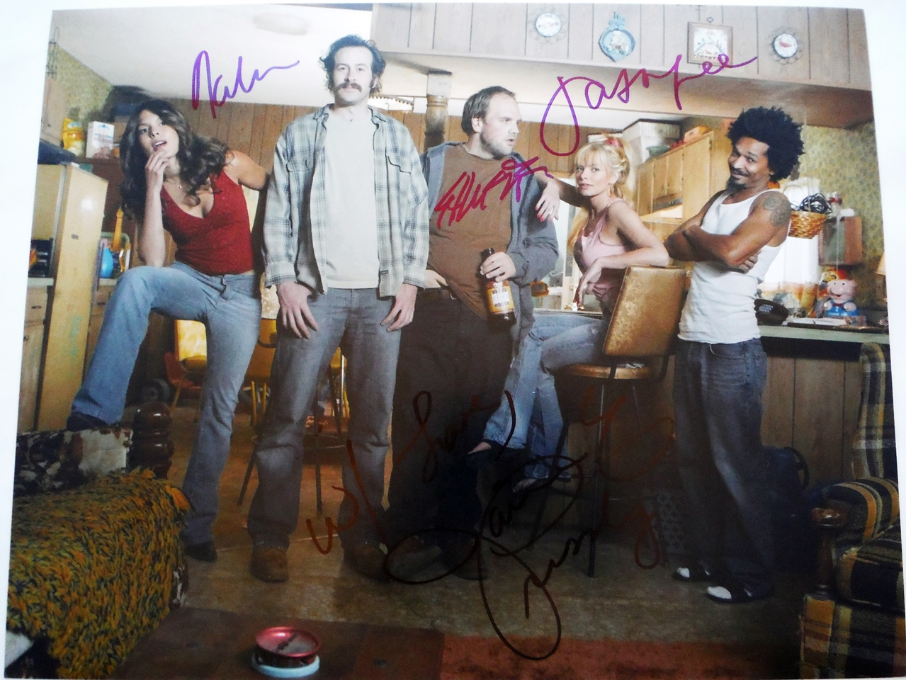 My Name Is Earl Signed Photo