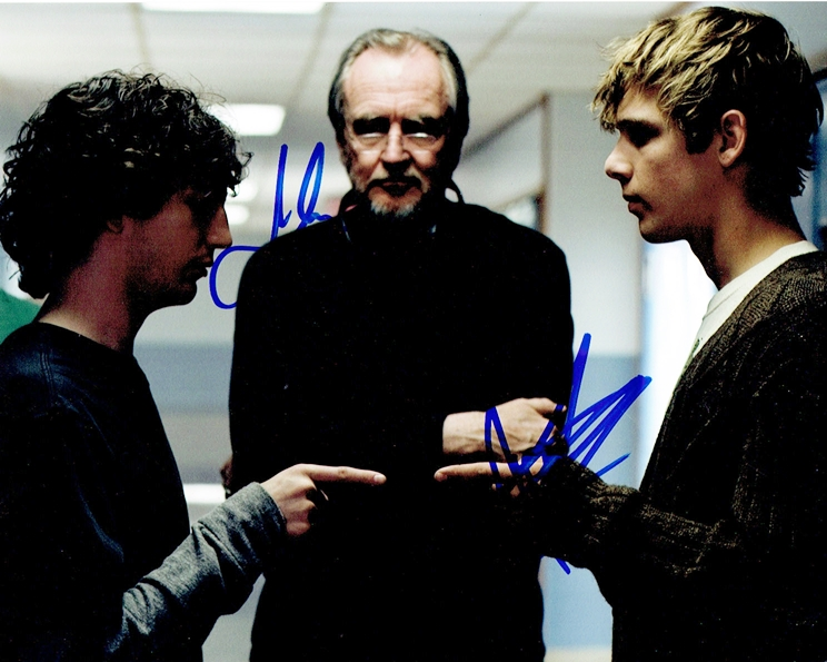 Max Thieriot & John Magaro Signed Photo