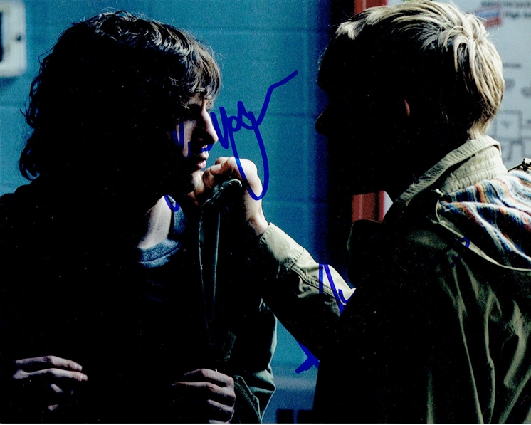 Max Thieriot & John Magaro Signed Photo