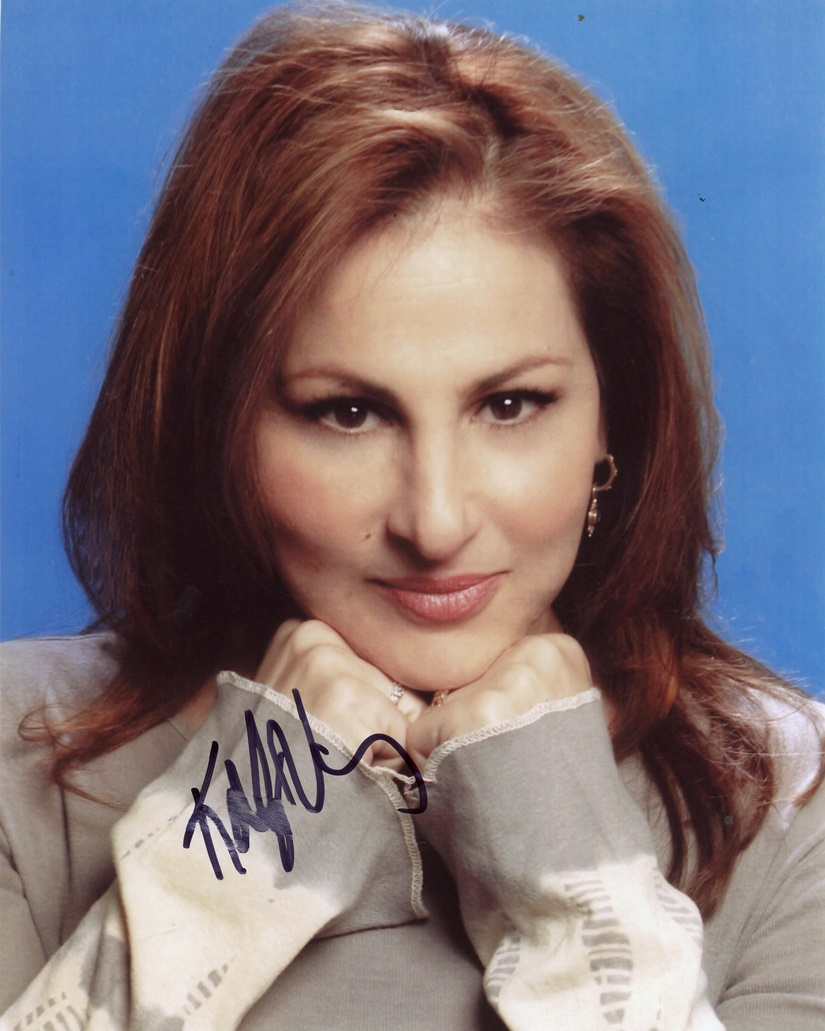 Kathy Najimy Signed Photo
