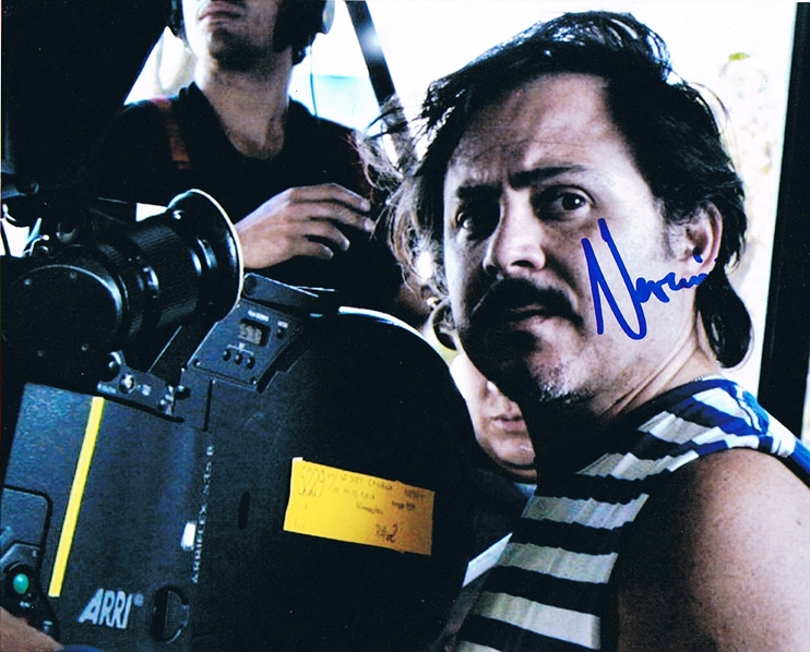 Gerardo Naranjo Signed Photo