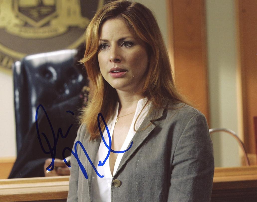 Diane Neal Signed Photo