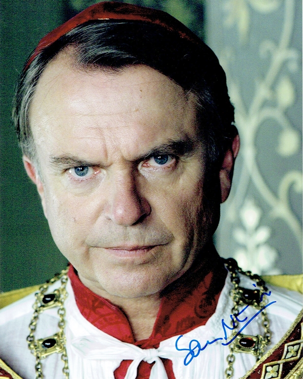 Sam Neill Signed Photo
