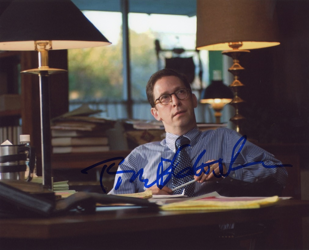 Tim Blake Nelson Signed Photo