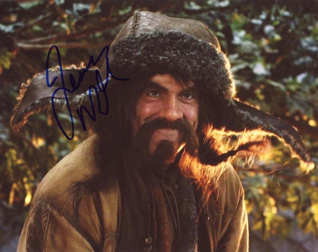 James Nesbitt Signed Photo