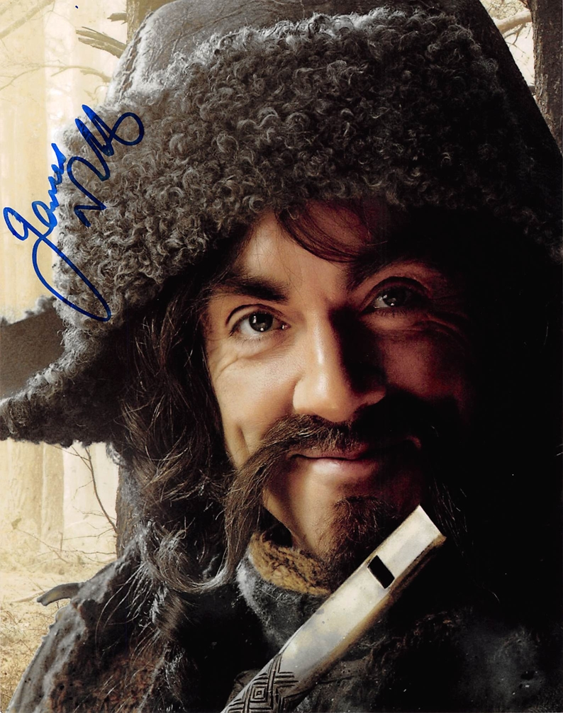 James Nesbitt Signed Photo