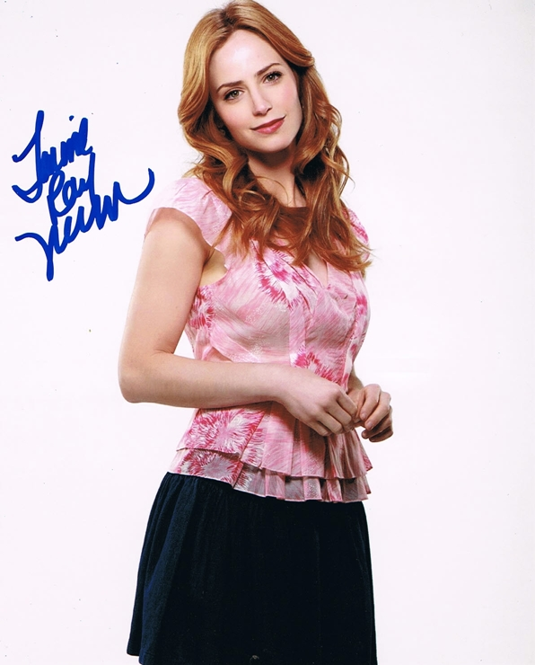 Jaime Ray Newman Signed Photo